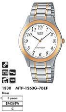 Casio MTP-1263G-7BEF