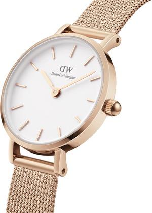 Часы Daniel Wellington DW00100447 Petite 24 Pressed Melrose RG White