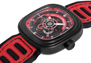 Часы SEVENFRIDAY SF-P3B/06 560154_20180823_800_800_P3B06_Red_Side_800px_by_800px.jpg — ДЕКА