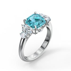 Коктейльное кольцо Swarovski SPARKLING 5535592 52