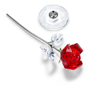 Фигурка Swarovski FLOWER DREAMS - RED ROSE, L 5490756
