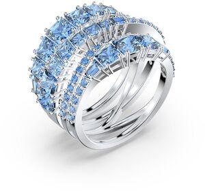Коктейльное кольцо Swarovski TWIST 5584651 50