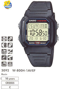 Casio W-800H-1AVEF