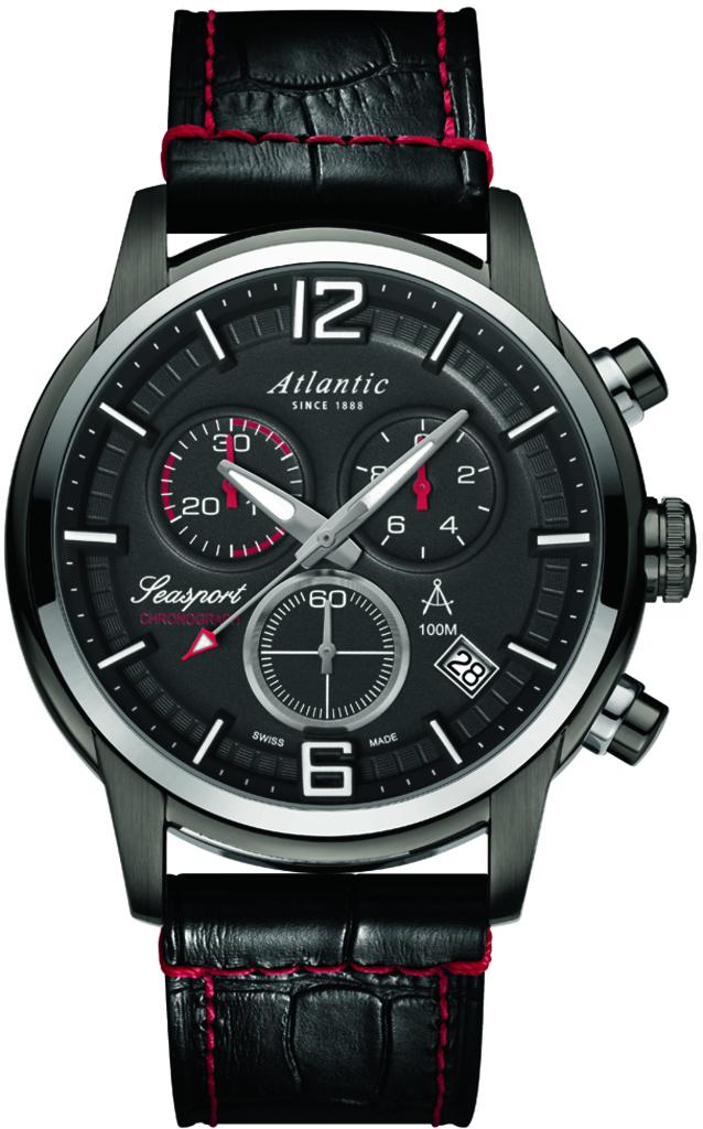 Купить Наручные часы, Часы ATLANTIC 87461.46.45