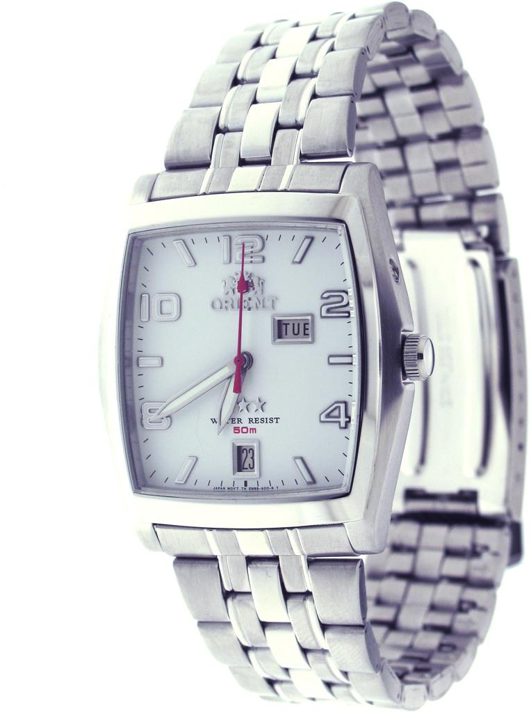 Orient 3 Stars — доступные механические часы
