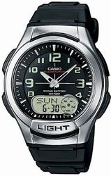 Часы CASIO AQ-180W-1BVEF - Дека