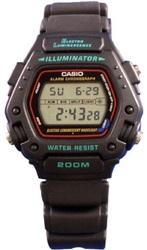 Часы CASIO DW-290-1V - Дека