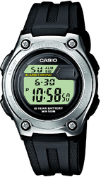 Часы CASIO W-211-1AVEF - Дека