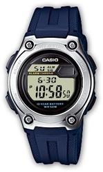 Часы CASIO W-211-2AVEF - Дека