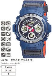 Часы CASIO AW-591MS-2AER AW-591MS-2AER.jpg — ДЕКА