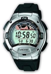 Годинник CASIO W-753-1AVEF - Дека
