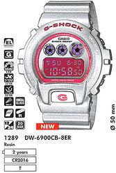 Часы CASIO DW-6900CB-8ER - Дека