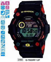 Часы CASIO G-7900RF-1ER - Дека