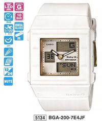 Часы CASIO BGA-200-7E4ER - Дека