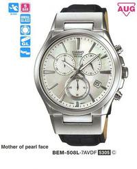 Часы CASIO BEM-508L-7AVEF - Дека
