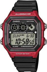 Часы CASIO AE-1300WH-4AVEF - Дека