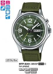 Часы CASIO MTP-E201-3BVDF - Дека