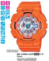 Часы CASIO BA-110SN-4AER - ДЕКА