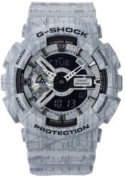 Часы CASIO GA-110SL-8AER - Дека
