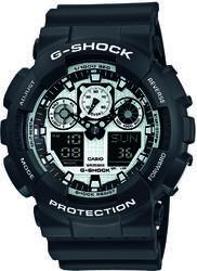 Часы CASIO GA-100BW-1AER - Дека
