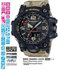 Часы CASIO GWG-1000DC-1A5ER - Дека