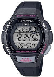 Часы CASIO LWS-2000H-1AVEF - Дека