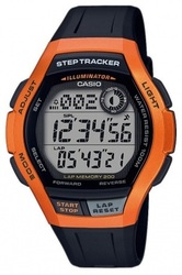 Часы CASIO WS-2000H-4AVEF - Дека