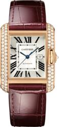 Часы Cartier WT100016 — Дека
