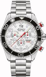Часы ATLANTIC 55475.47.25S - Дека
