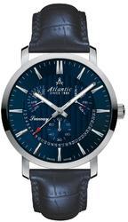 Часы ATLANTIC 63560.41.51 - Дека