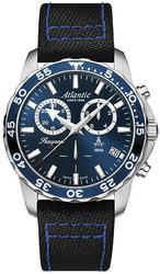 Часы ATLANTIC 87462.42.51NY - Дека