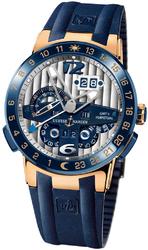 Часы Ulysse Nardin 326-00 - Дека