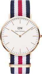 Часы Daniel Wellington DW00100002 Canterbury 40 - Дека