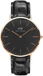 Часы Daniel Wellington DW00100129 Black Reading 40 - Дека