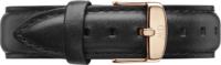 Ремешок Daniel Wellington XL-0708DW 18mm черн - Дека