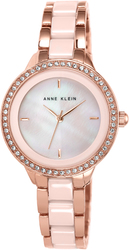 Часы Anne Klein AK/1418RGLP — Дека