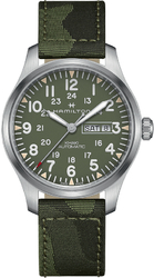 Часы HAMILTON H70535061 - Дека