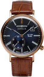 Часы ZEPPELIN 7137-3 - Дека