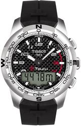 Часы TISSOT T047.420.47.207.00 - Дека