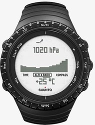Смарт-часы SUUNTO CORE REGULAR BLACK - Дека