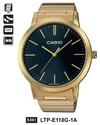 Casio LTP-E118G-1AEF